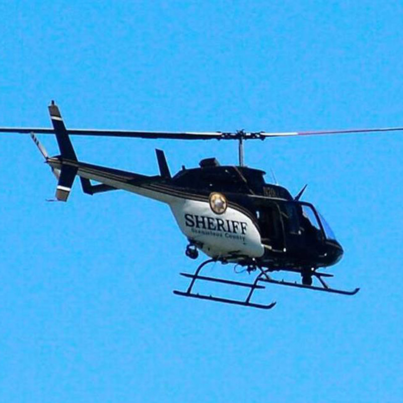 Stanislaus County to spend $4.1M on law enforcement helicopter?