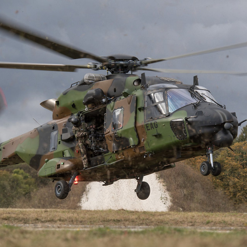Helicopters tailored for special forces
