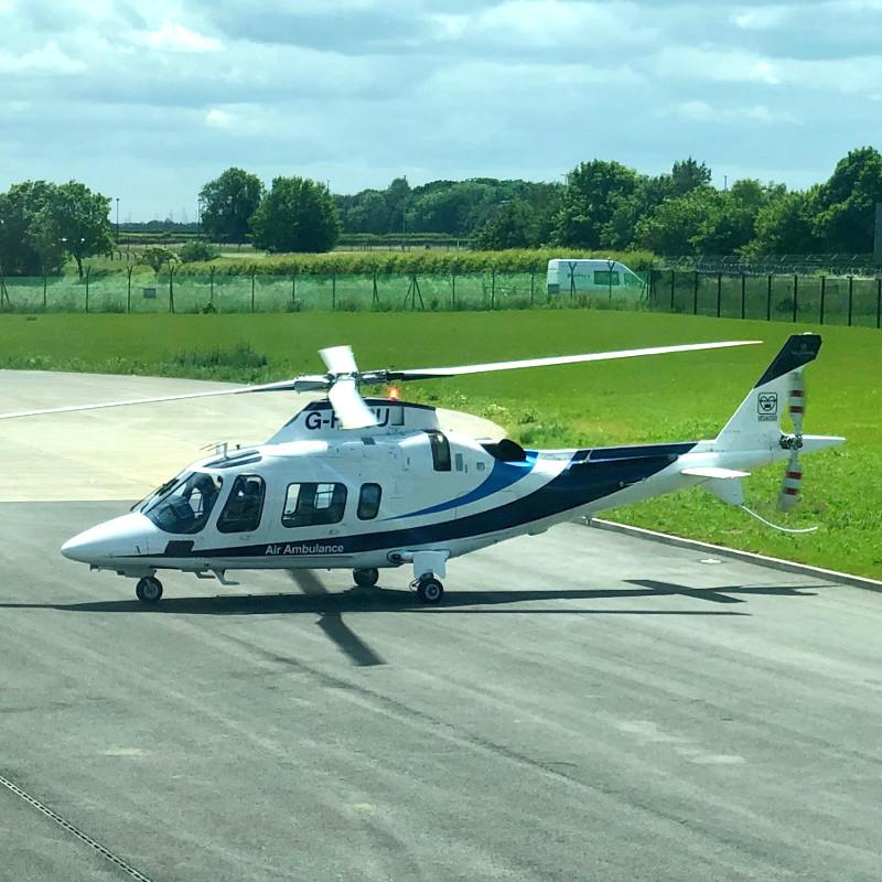 Lincs & Notts Air Ambulance add second aircraft for summer months