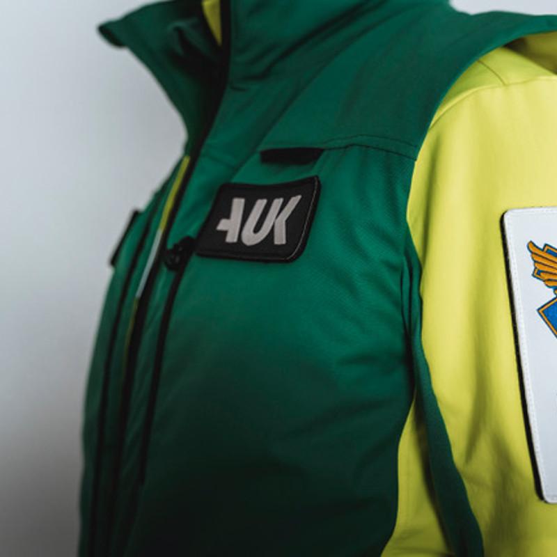 Babcock Scandinavian Air Ambulance selects Auk safety garments