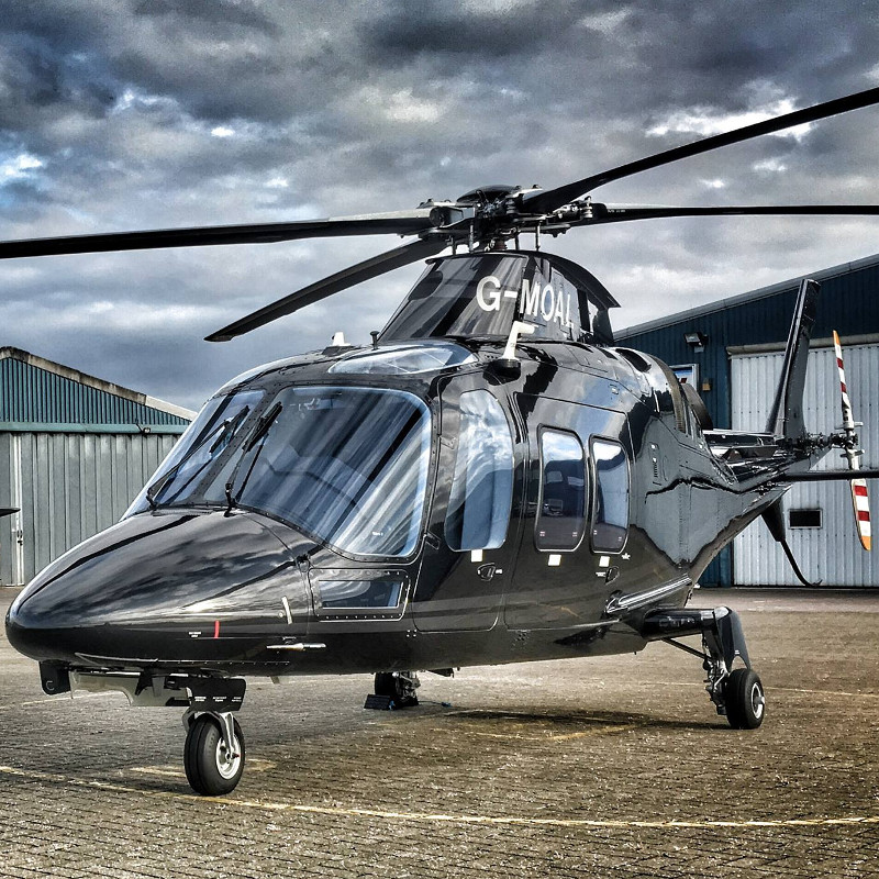 Sloane Helicopters to add fifth base at London Elstree