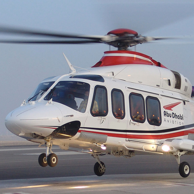 Abu Dhabi Aviation leases two AW139s to Bestfly