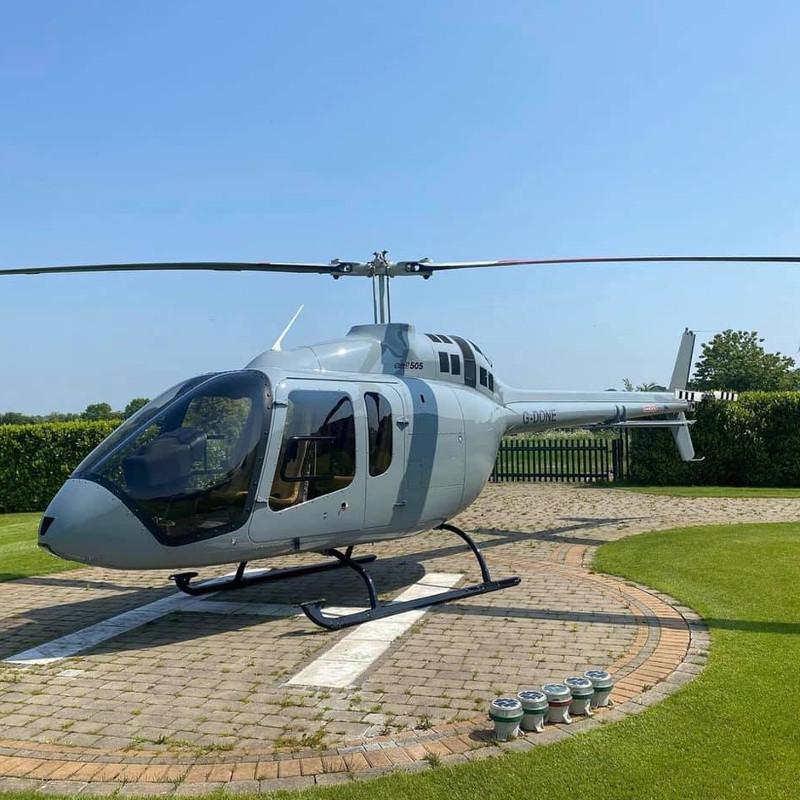 Bell 505 autopilot certified in UK