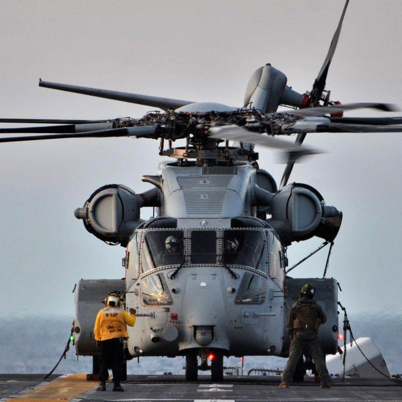US Navy contracts for nine more CH-53Ks