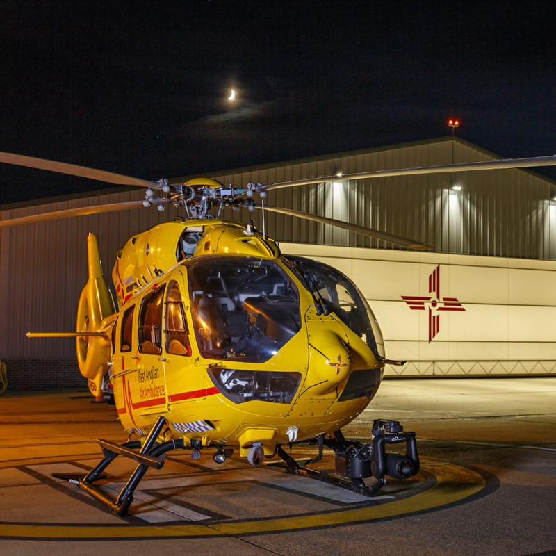 East Anglian Air Ambulance starts 24×7 ops