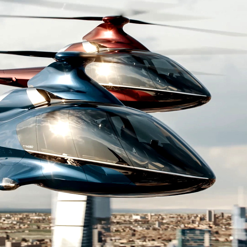 Over 200 orders for the Hill HX50 – everything on schedule for first flight and deliveries