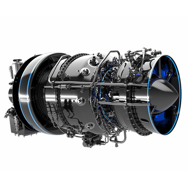 UEC completes VK-1600V engine design using only 3D modeling