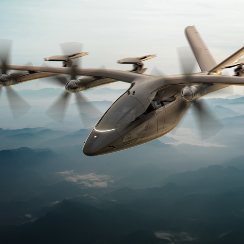 World's largest eVTOL aircraft order announced