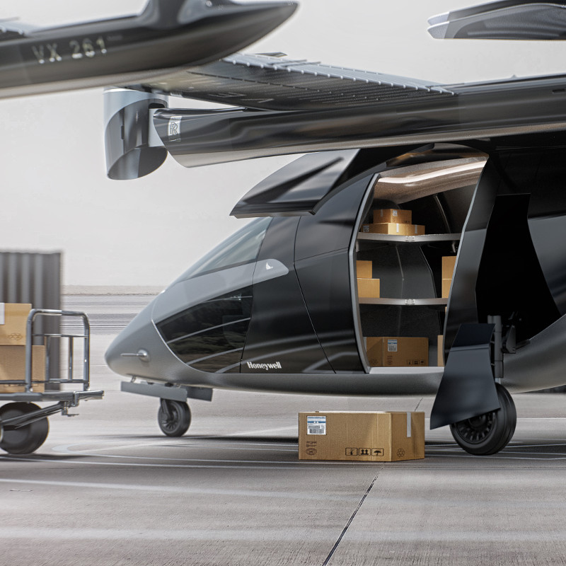 Marubeni Corporation explores eVTOL in Japan with 200 aircraft option