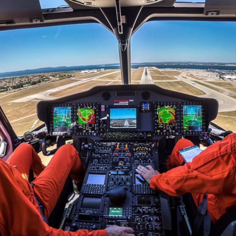 Airbus Helionix fleet reaches 500,000 flight hours