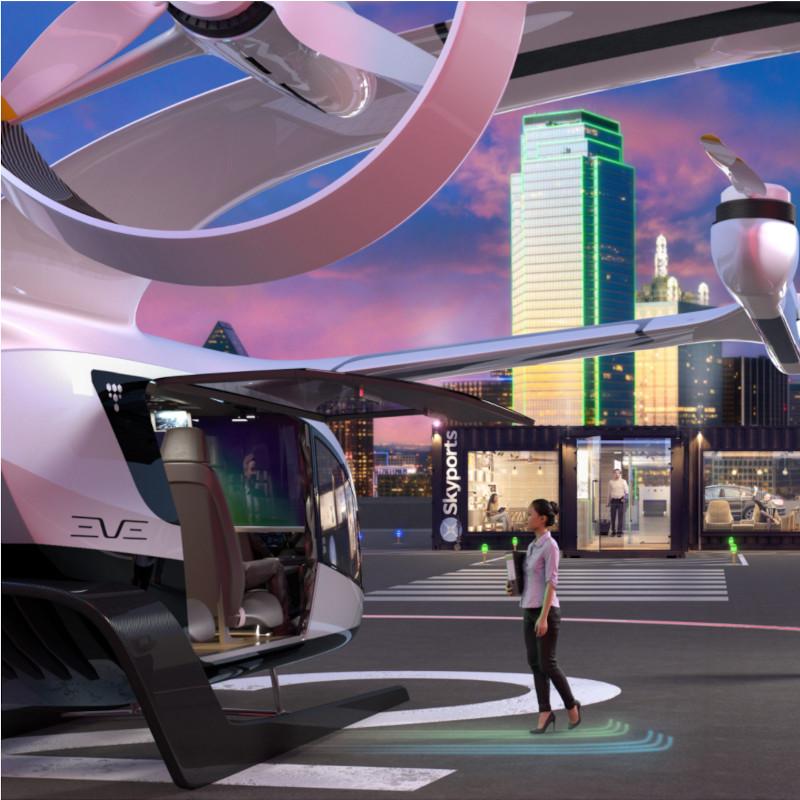 Skyports plans north London eVTOL vertiport
