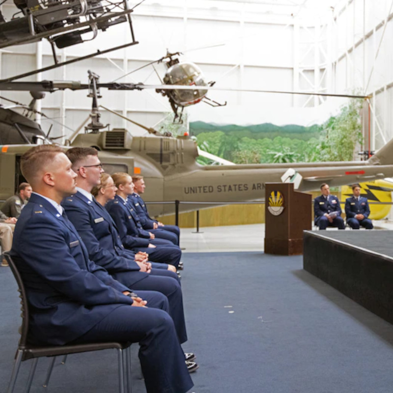 First pilots graduate from helicopter-only training at Fort Rucker
