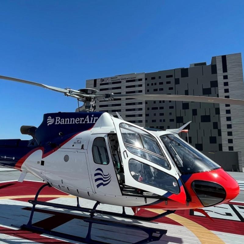 Banner Health launches BannerAir™ emergency services