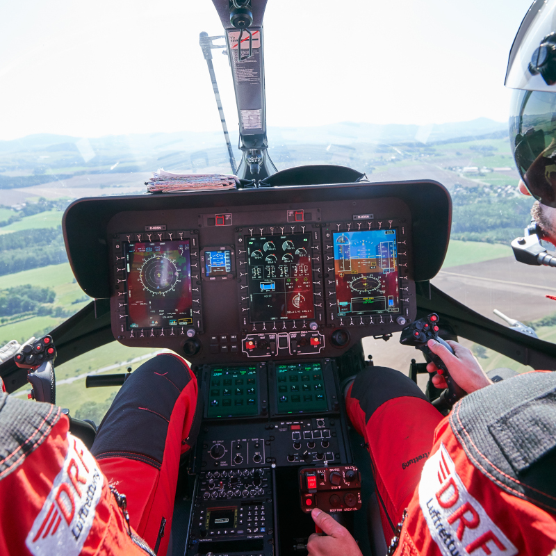 DRF launches training program for professional pilots
