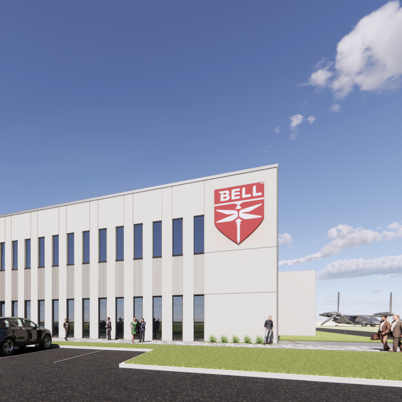 Bell Announces FVL Systems Integration Lab Facility