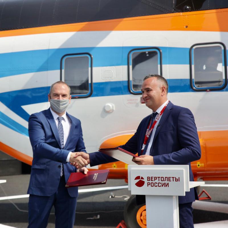 Republic of Bashkortostan to acquire Ka32 via Gazprombank Leasing