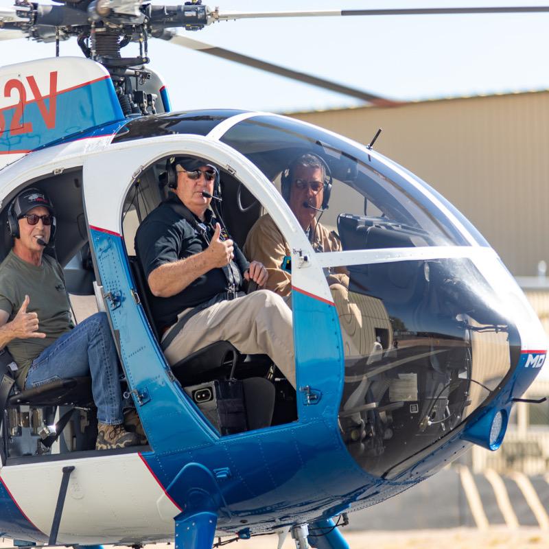 MDHI Hosts Vietnam War Veteran Hugh Mills, Jr.
