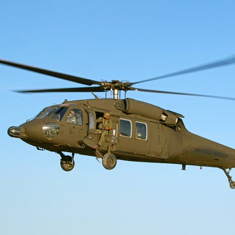 Sikorsky Receives Brazilian Air Force Contract