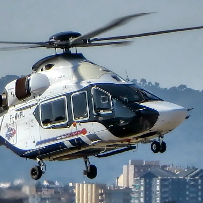 Airbus takes H160 on three week Morocco demo tour