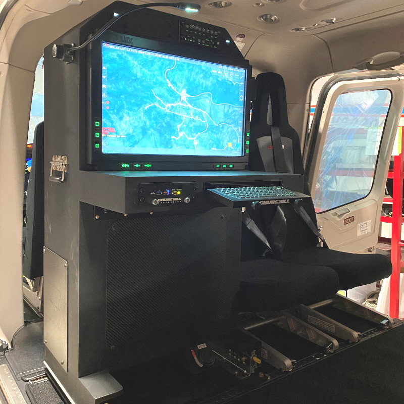 AeroBrigham to debut Bell 429 law enforcement station at APSCON