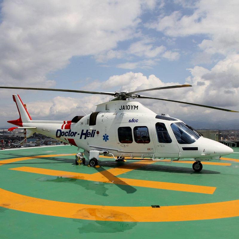 Shizuoka Air Commuter orders another AW109SP GrandNew