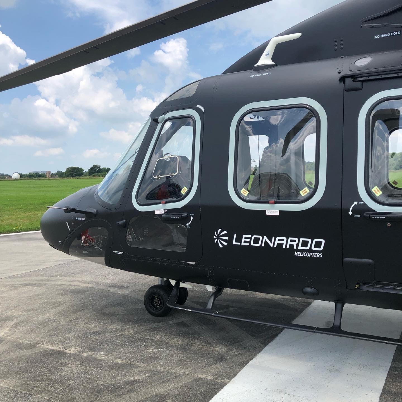 Leonardo investing heavily in AW149 for UK New Medium Helicopter program