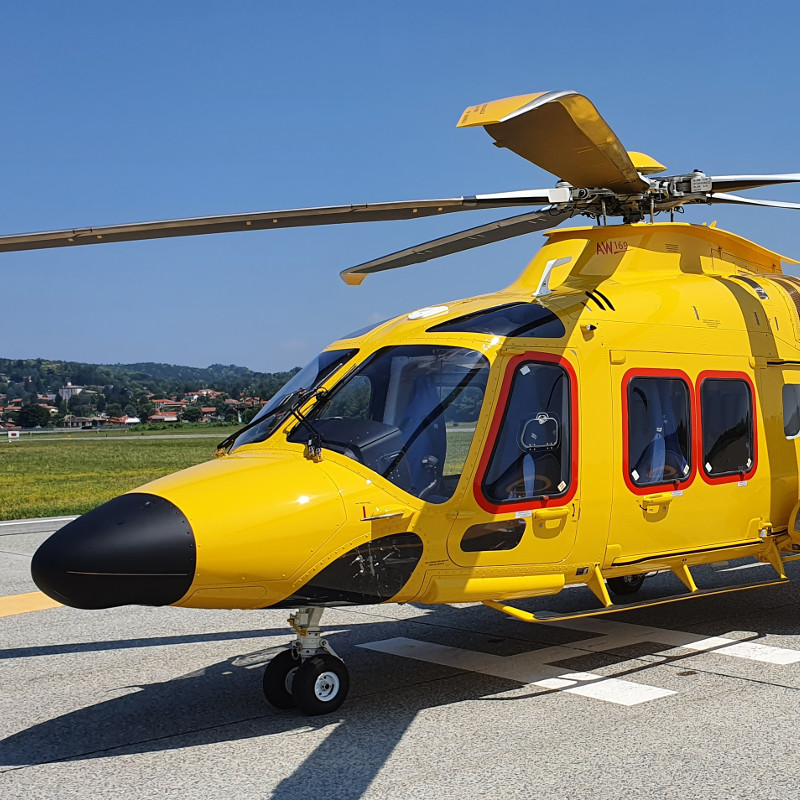 Milestone announces purchase leaseback with NHV for an AW169