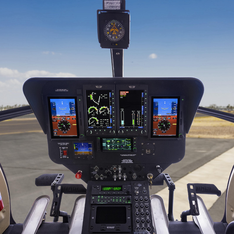 MD Helicopters launches three week MD530F US demo tour next week