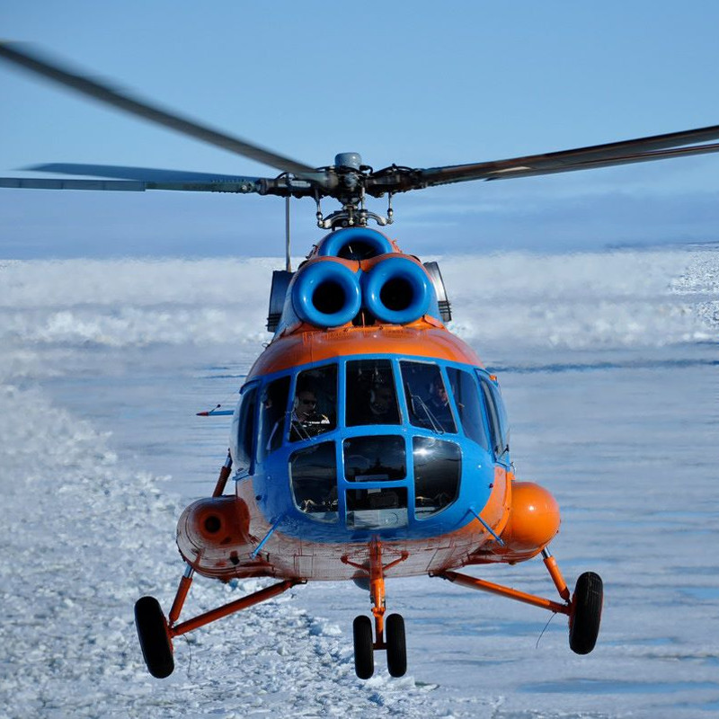 STLC leases Mi-8 MTV-1 helicopter to Convers Avia