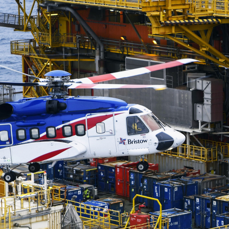 Bristow Norway extends contracts with Equinor, Shell and Neptune