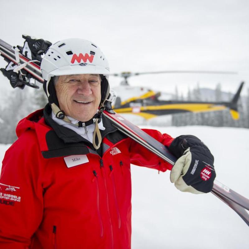 Heliski pioneer Mike Wiegele dies aged 82