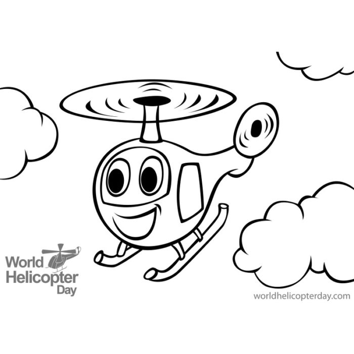 World Helicopter Day 2021