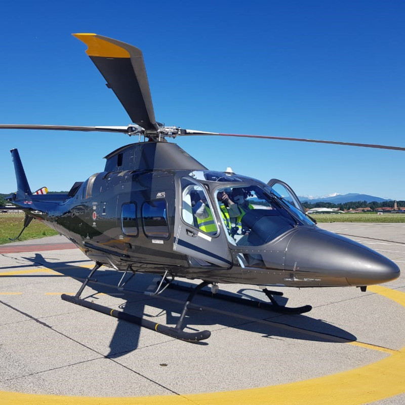 Exclases Group delivers first AW109S Trekker into Russian market