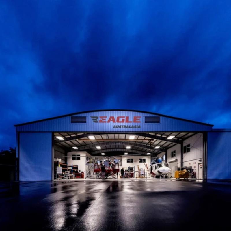 Eagle Copters Australasia Attains Part 145 Certification