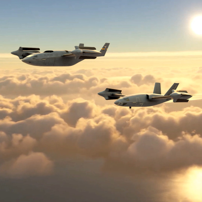 Bell unveils high speed VTOL military design concepts