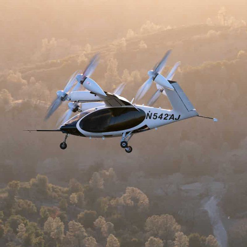 Joby starts process to become first eVTOL airline