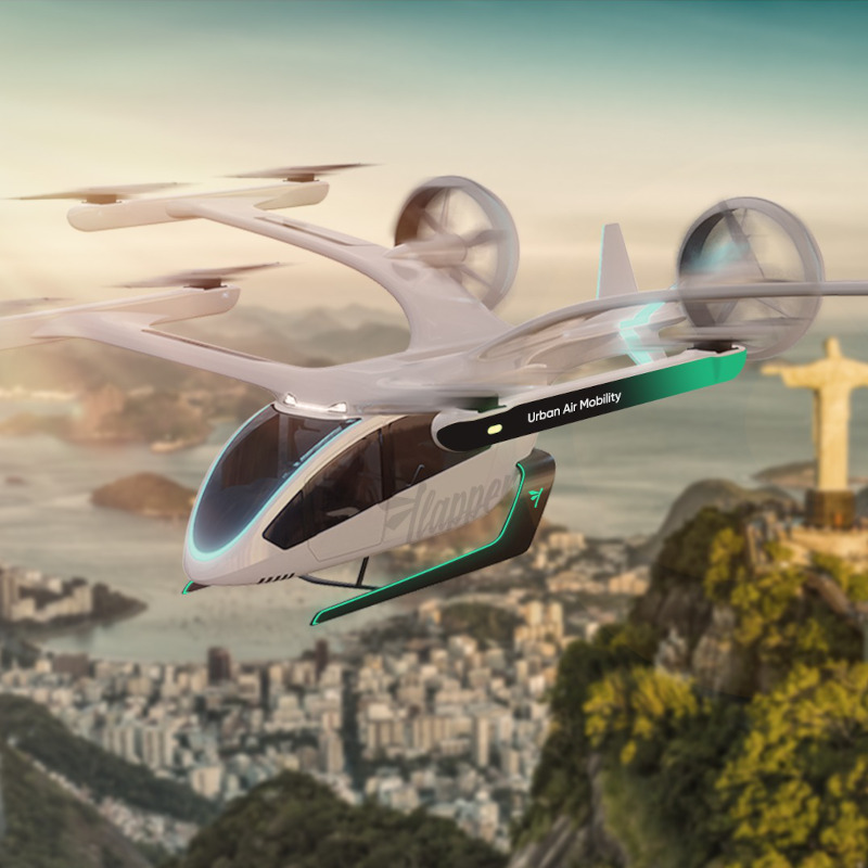 Eve UAM to collaborate with EDP on eVTOL infrastructure