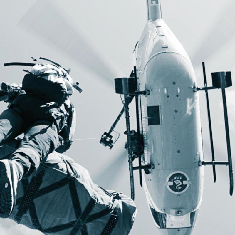 Vincorion receives 100 rescue hoist order