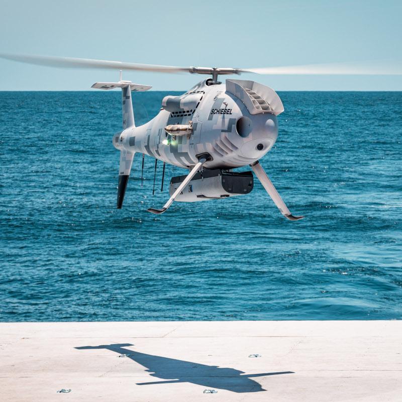 Schiebel Camcopter completes US Navy trials