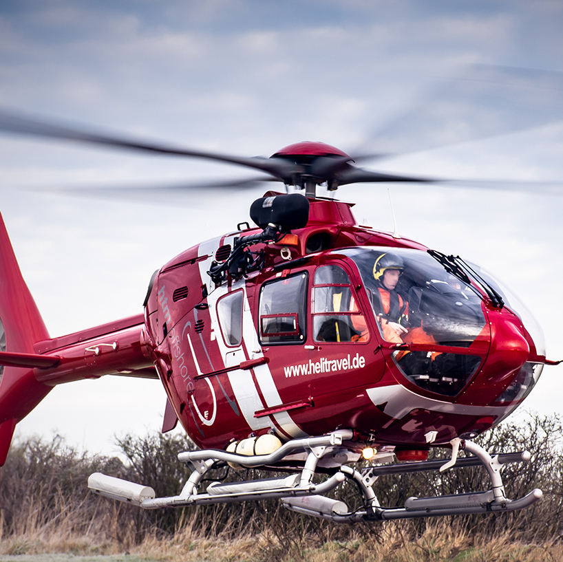 HTM wins multi-year EC135 Bundeswehr contract