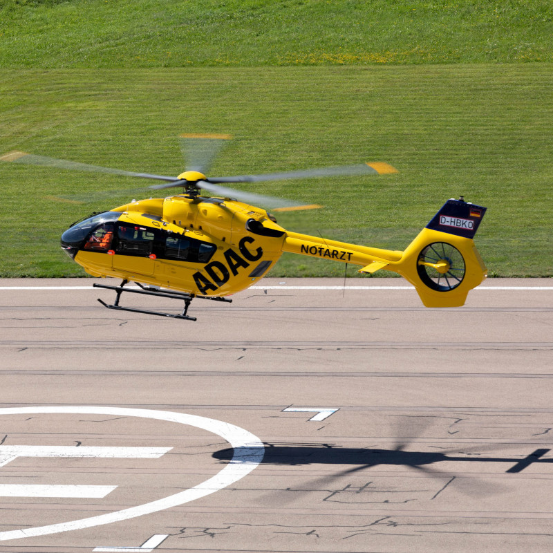 ADAC Luftrettung takes delivery of its first two five-bladed H145s