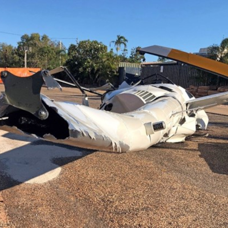 ATSB seeks info from Robinson owners and operators