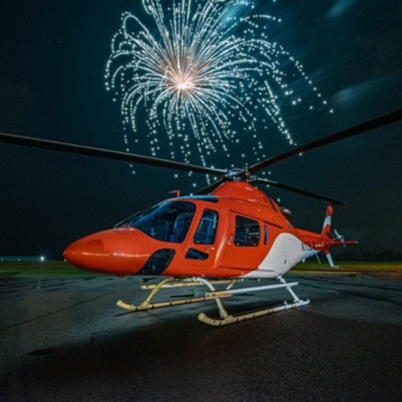 Leonardo Announces Mercy Flight Central contracts for IFR-Variant AW119Kx