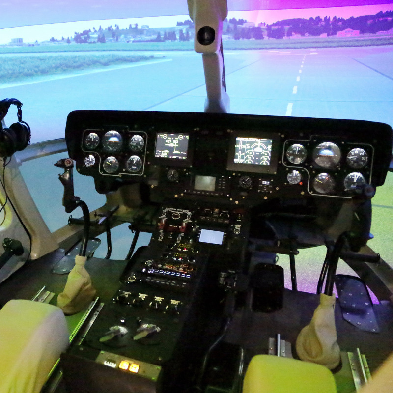 Kazan Helicopters receives approval for Ansat simulator