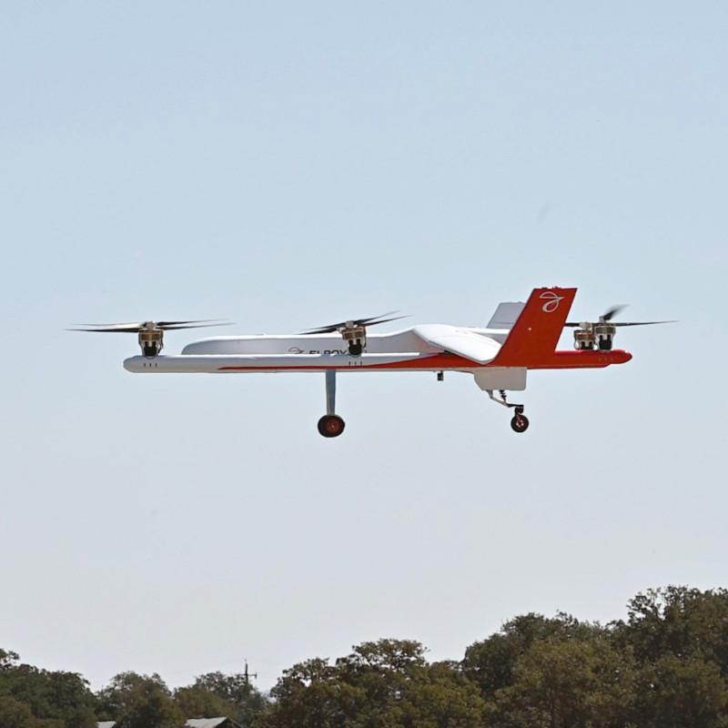 Elroy Air Raises $40MM Series A financing