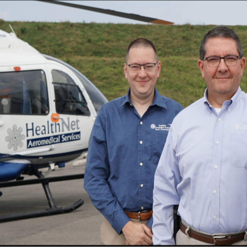 HealthNet Aeromedical Services Receives 2021 National Safety in EMS Award