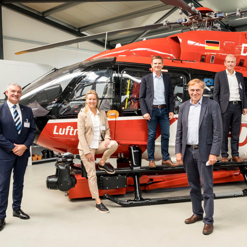 Christoph 42 celebrates 45 years with upgrade to H145
