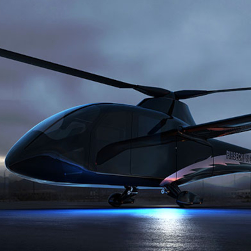 HyPoint to develop hydrogen fuel cells for Piasecki helicopters