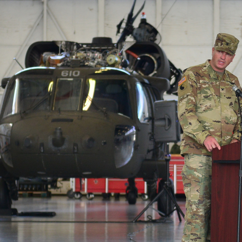 New leader for 78th Aviation Troop Command