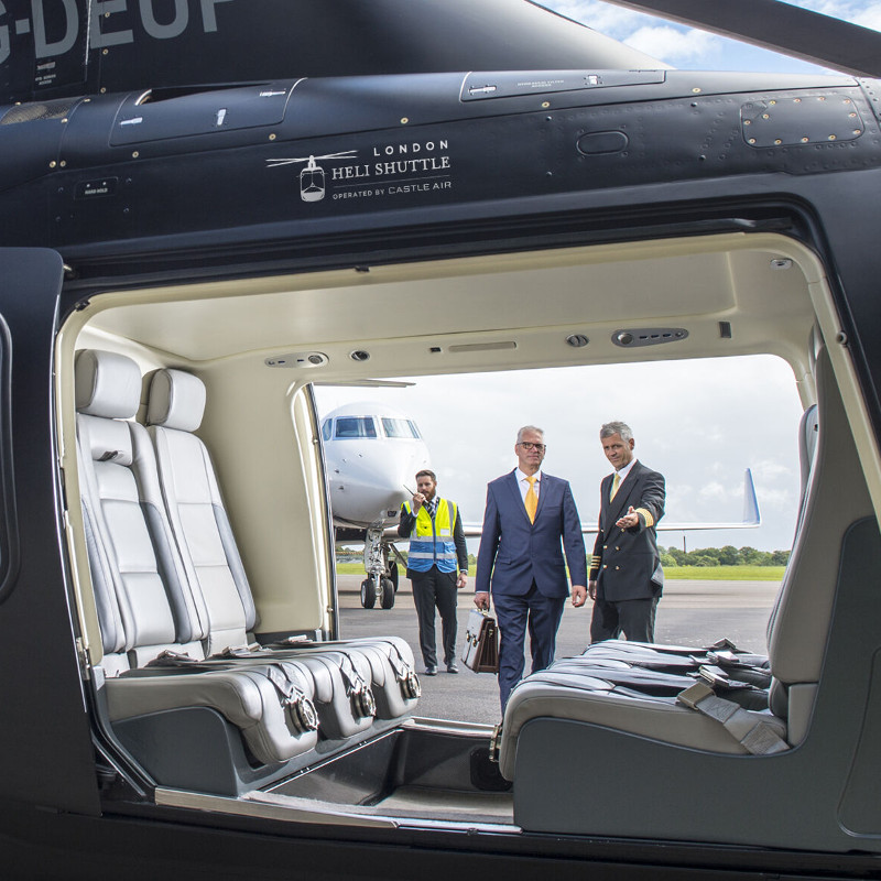 London Heli Shuttle nominated in 2021 World Luxury Travel Awards